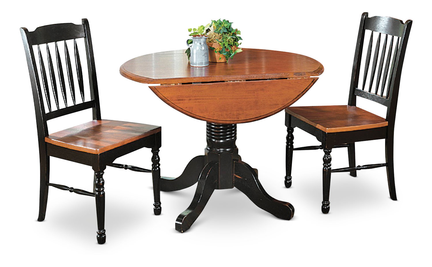 British Isles Drop Leaf Dining Set By Thomas Hom Furniture