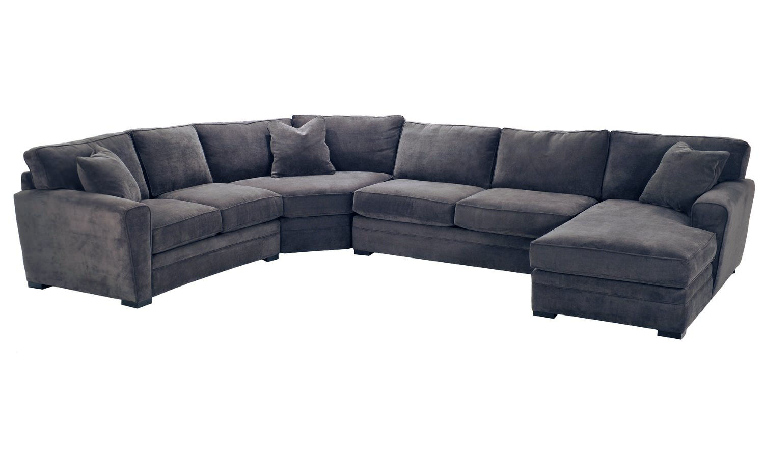 Artemis 4 Piece Sectional By Jonathan Louis Hom Furniture