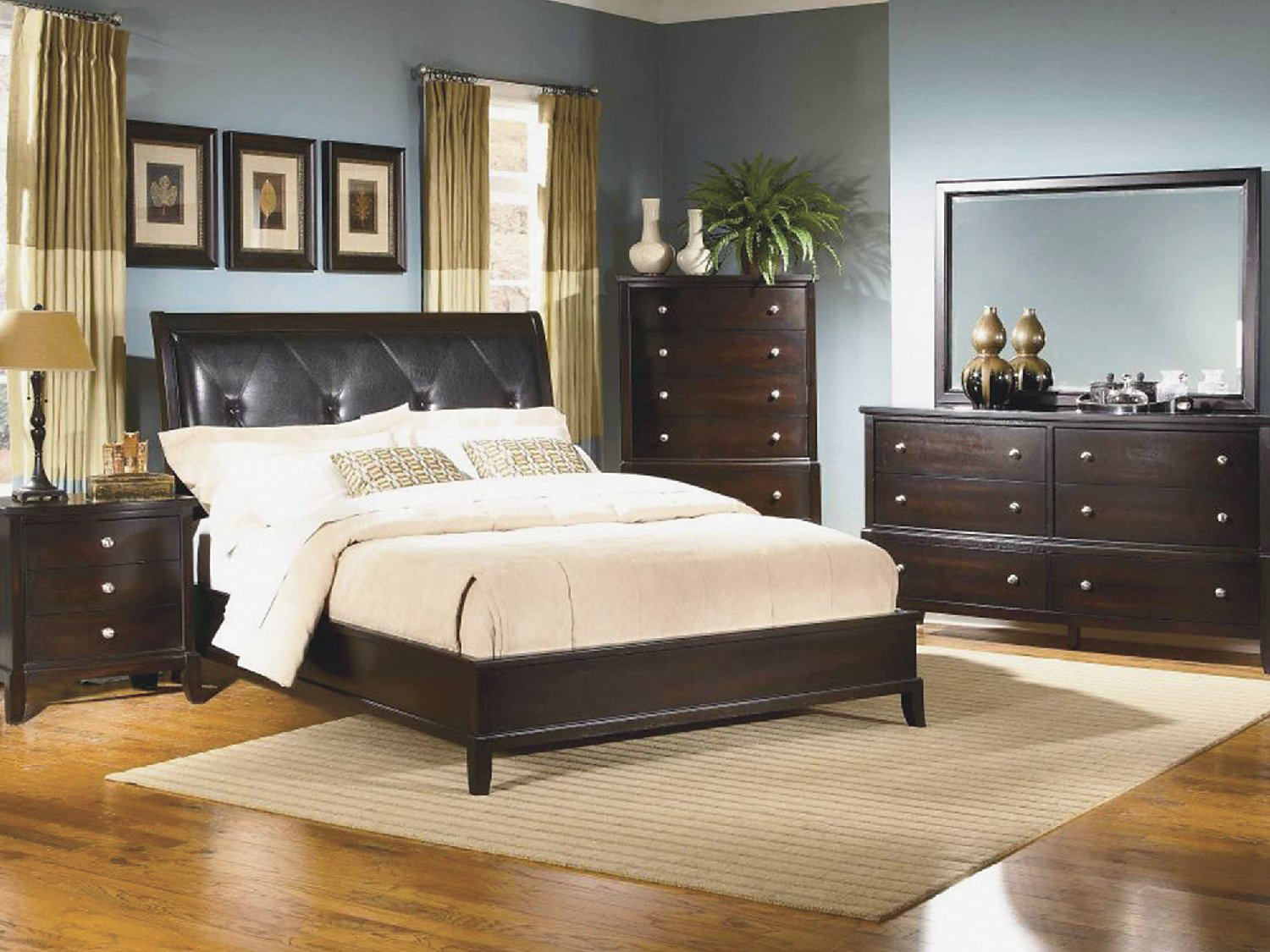 elements queen bed - Queen Bedroom Frames