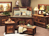 Barnwood Barndoor Bedroom Suite Hom Furniture