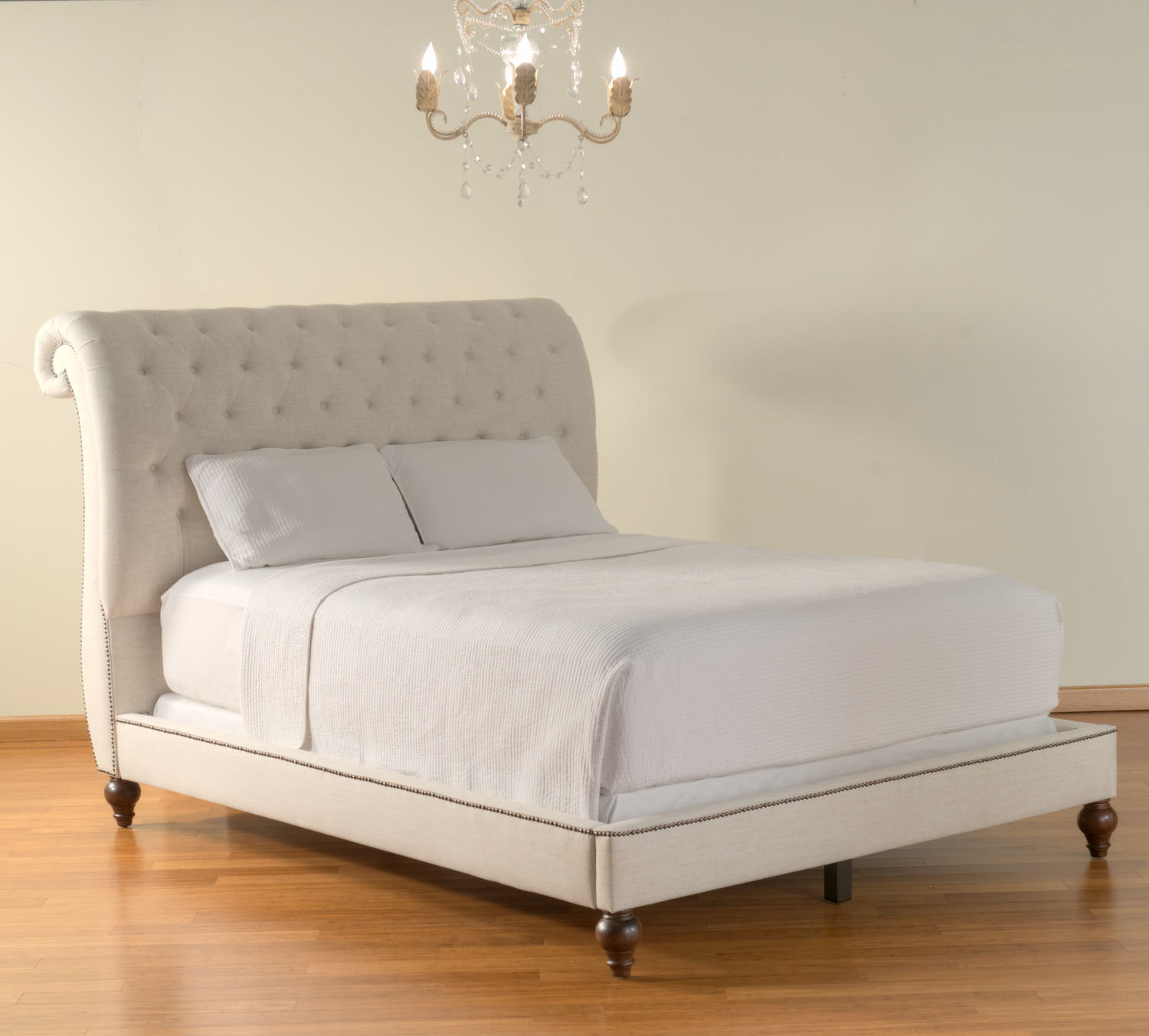 Marigold Upholstered Bed By Jonathan Louis Hom Furniture
