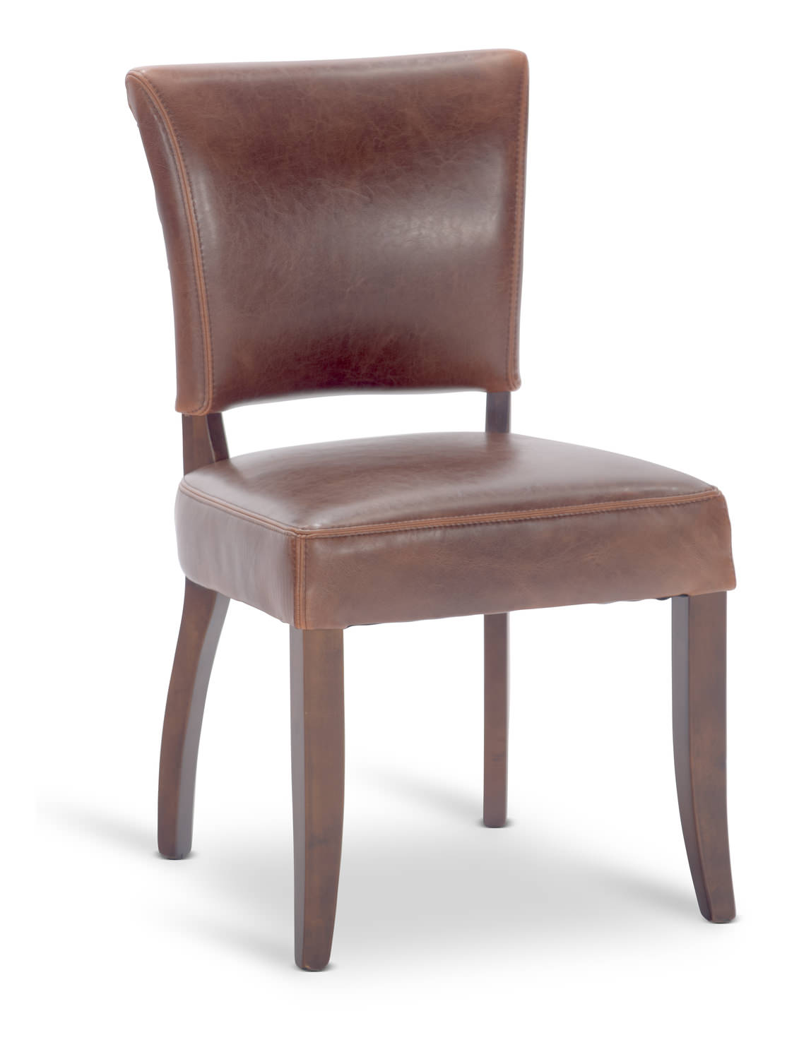 Flair Leather Dining Chair By Thomas Cole Designs Hom Furniture