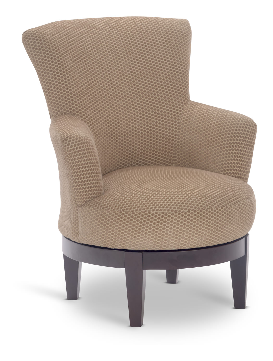 Justine Swivel Chair Hom Furniture