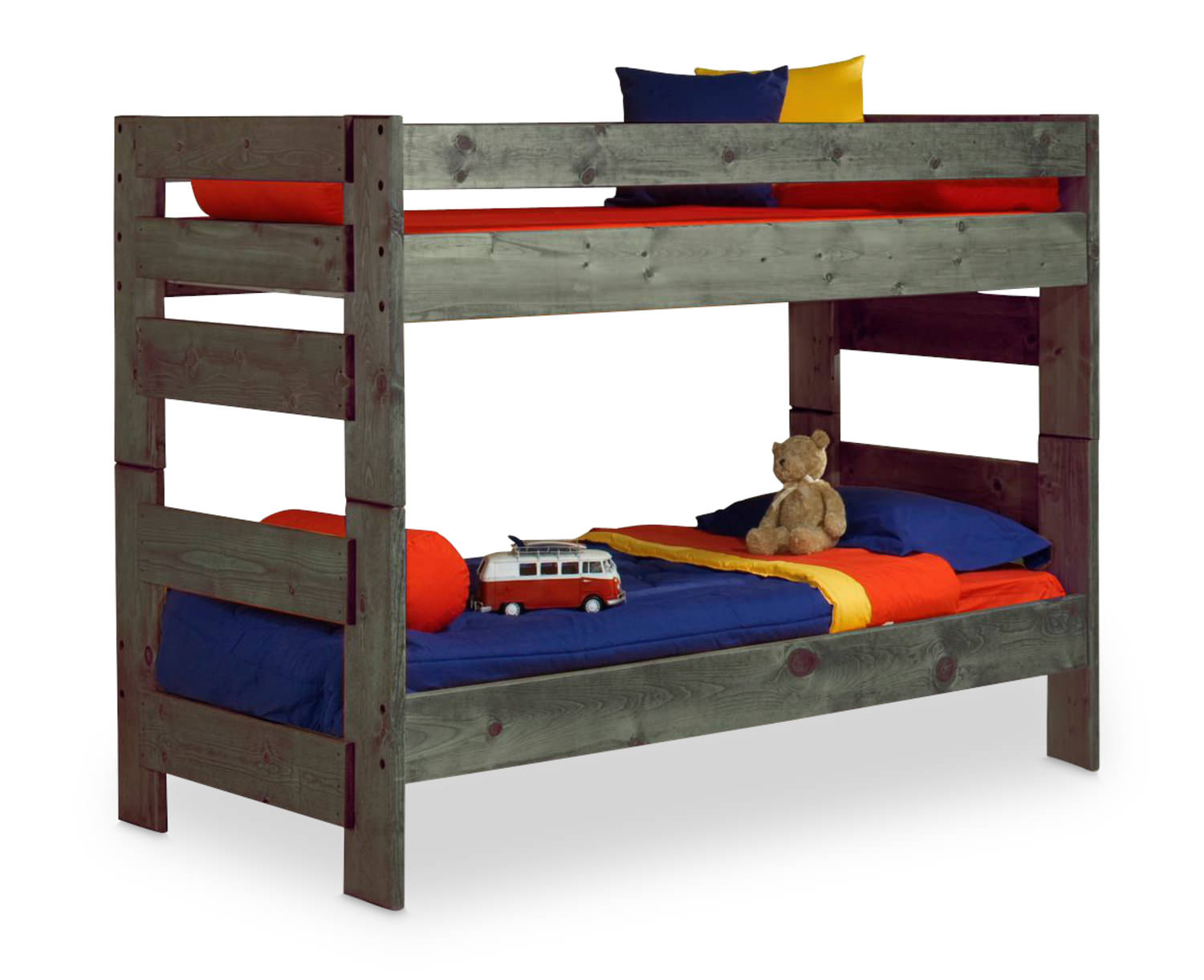 Bunkhouse Wrangler T T Bunk Bed Hom Furniture
