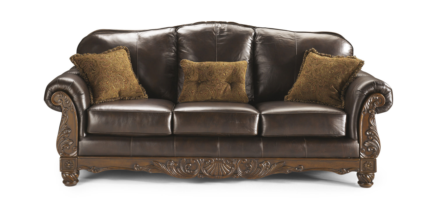 Gothic Sofa Old World Inspired